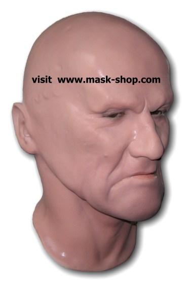 halloween latex masks makeup artist